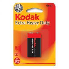 Батарейки Kodak - Extra Heavy Duty 6F22 Крона 9V