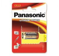 Батарейки Panasonic CR123 - Lithium Power