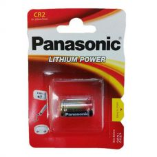 Батарейки Panasonic CR2 - Lithium Power