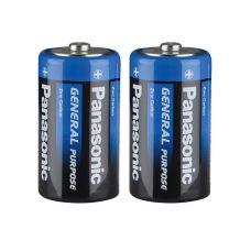 Батарейки Panasonic - General Purpose C R14 1.5V