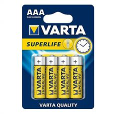 Батарейки Varta - Superlife ААА R03 1.5V