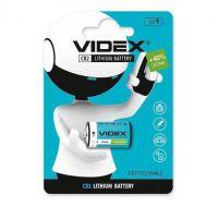 Батарейки Videx - Lithium Battery CR2 Li-Ion 3V