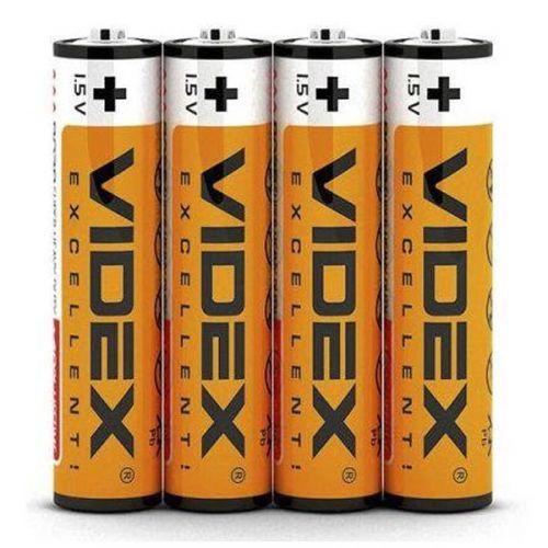 Батарейки Videx - Super Heavy Duty ААА R03 1.5V