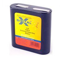 Батарейки X-digital - Zinc Chloride 3R12 4.5V