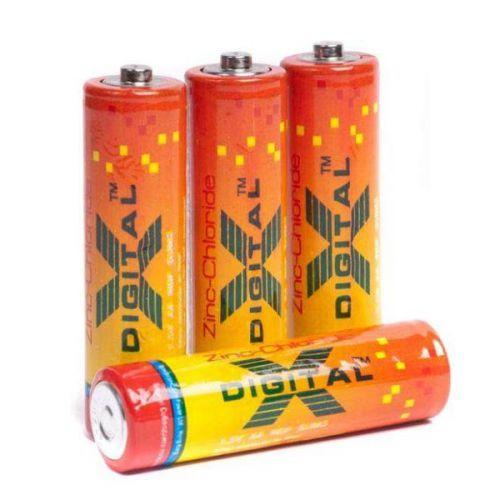 Батарейки X-digital - Zinc Chloride ААА R03 1.5V
