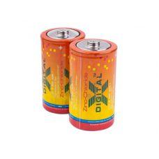 Батарейки X-digital - Zinc Chloride D R2O 1.5V