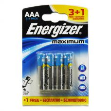 Energizer Maximum AAA / LR03 1.5V
