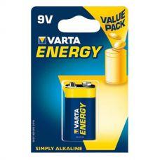 Varta 9V Energy(Крона Алкалин блистер)