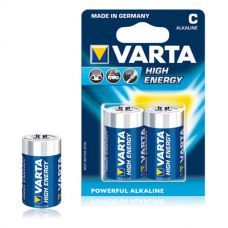 VARTA C LR-14 Hight Energy 2бл