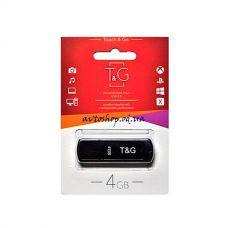 USB флеш T&G 011 Classic series 4GB Black