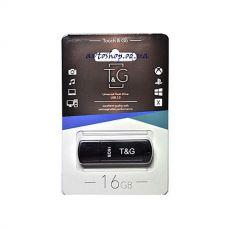 USB флеш T&G 011 Classic series 16GB Black