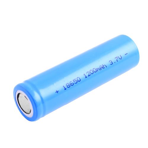 Аккумулятор 18650-1200mAh (действительная емкость)