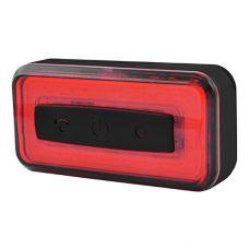 Фонарь велосипедный Raypal RPL-2286-COB, встр. ак., ЗУ micro USB, Waterproof, Light Sensor