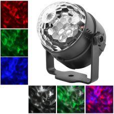 Лазер диско YX-025 пульт