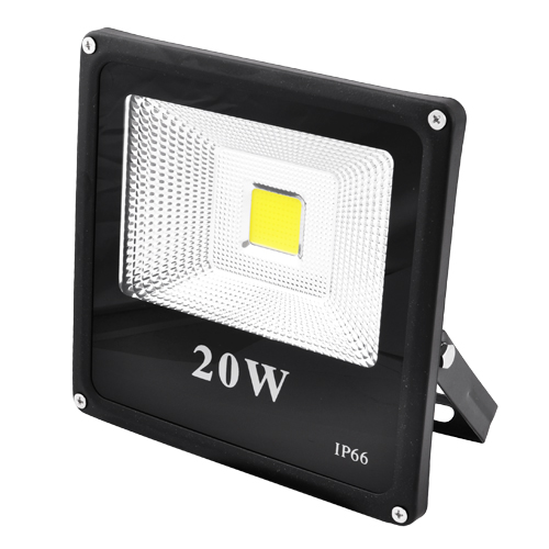 Прожектор SLIM YT-20W COB, 1800Lm, IP66 (влагозащита) - 29, премиум класс