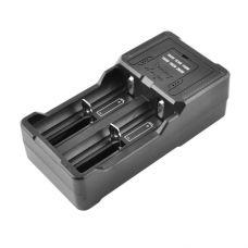 Зарядное устройство ZF-88, универсальная, 2x14500/16340/18650/26650, USB