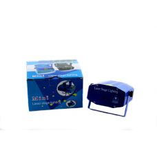 Лазерный прожектор для создания световых эффектов / Диско LASER 6in1
