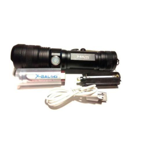 Фонарик аккумуляторный, BL-1827, P50