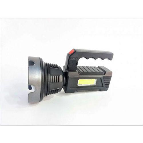 Фонарик аккумуляторный, BL-T1000 50w, LED + COB