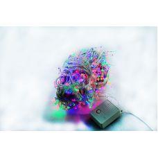 Светодиодная гирлянда 200Led RGB