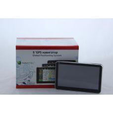 Автомобильный GPS навигатор 5001 с емкостный экран