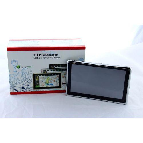 Автомобильный навигатор / Навигатор в машину GPS 8005 ddr2-128mb / 8gb / HD / емкостный экран