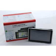 "GPS 5007 5.0"" ram 256mb8gbемкостный экран"