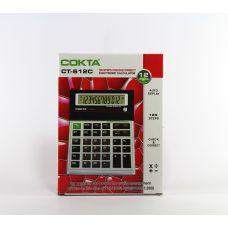 12-разрядный электронный калькулятор T612