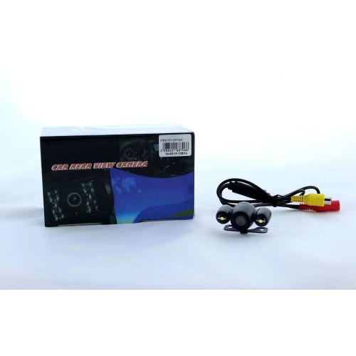 Автокамера CAR CAM QWY 2D Универсальная камера заднего вида для авто