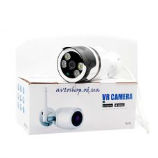 Уличная цифровая беспроводная WiFI IP камера UKC CAD 7010 с ИК-подсветкой
