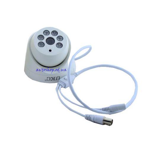 Камера купольная CAD Z201 AHD 4mp\3.6mm