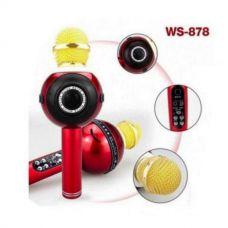 Беспроводной Bluetooth микрофон для караоке WS-878