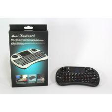 Беспроводная мультимедийная клавиатура с сенсорной панелью wireless MWK08/i8 + touch