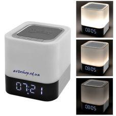 Портативная Bluetooth-колонка DY28 + PowerBank + светильник
