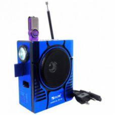 Радиоприёмник GOLON RX-188 + фонарь