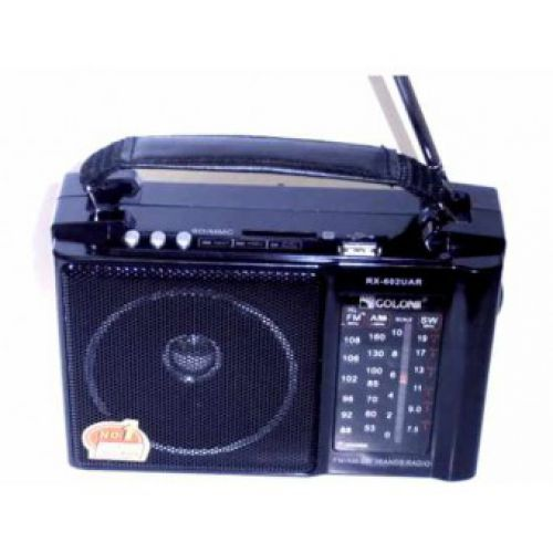 Радиоприемник GOLON RX-602 USB/SD/АКБ