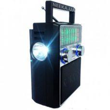 Радиоприемник с фонарём NNS NS-127U-REC