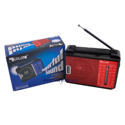 Радиоприёмник GOLON RX A08 AC