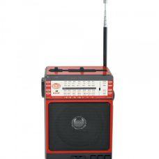 Радио Golon RX-077 USB/SD/FM + фонарик