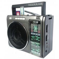 Радиоприемник с фонарём NNS NS-126U-REC