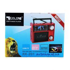 Радиоприемник Golon RX-201