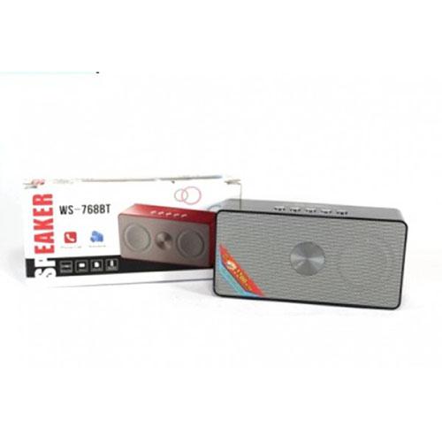 Портативная колонка WS-7688T Bluetooth