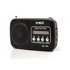 Приёмник UKC MD 1300 FM/USB/SD