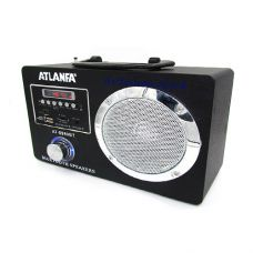Колонка ATLANFA AT-8980BT Bluetooth