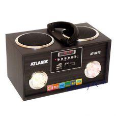 Портативная колонка Atlanfa AT-8972