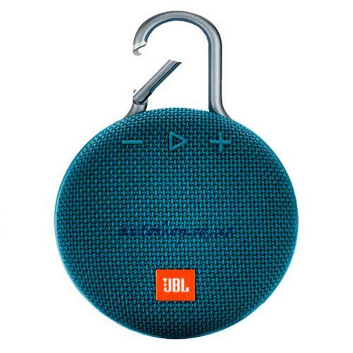Колонка JBL CLIP 3 Bluetooth