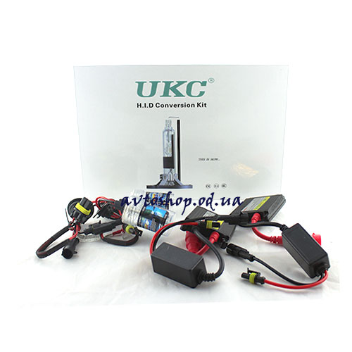 Ксенон (XENON) UKC H1 35W 6000K