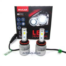 Светодиодные авто лампы RivCar H 11