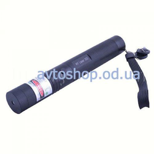 Фонарик  лазер зеленый  303-3000 W