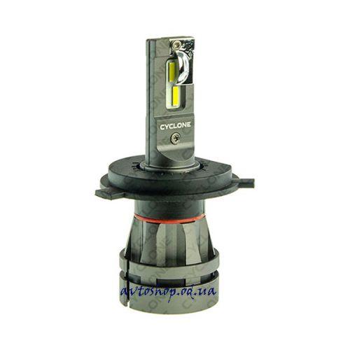 Led лампы Cyclone H4 H/L 5000K 5100-LM CR TYPE 27S